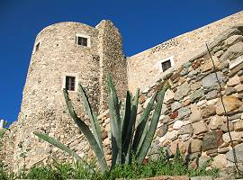 The Venetian Castle in Naxos