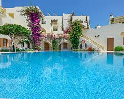 Proteas Hotel in Naxos