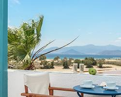 Three Lakes Hotel in Naxos