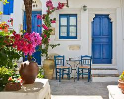 Venetiko Apartments in Old Naxos Town